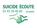 SUICIDE ECOUTE